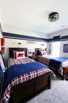 52 best kids room inspiration images shared bedrooms boy rooms rh pinterest com