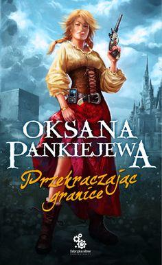 """Oksana Pankiejewa """"Przekraczając Granice"""""""