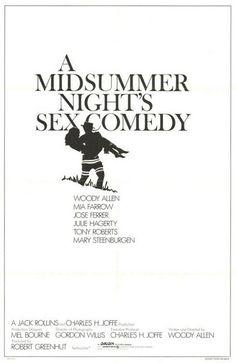 A Midsummer Nights Sex Comedy