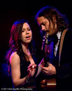 The Civil Wars. I wish I was able to go to one of their concerts before they broke up!