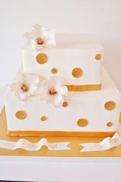 Birthday Cakes NJ - Gold Custom Cakes