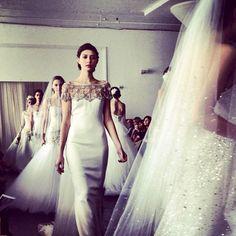 Marchesa Spring 2013 Bridal Collection