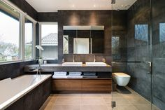 34 Master Ensuite Bathroom , Bathrooms can create a huge effect on your day-to-day life (obviously!) The bathrooms are ordinarily part of the bigger room, even though they are con...