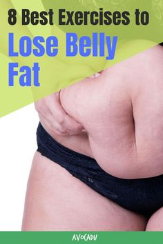 Ready to finally get rid of that stubborn belly fat? These exercises are exactly what you need to get a lean, sexy stomach fast! #avocadu #bellyfat #loseweight #weightloss #flatbelly Workouts For Teens, Workout Plan For Beginners, Stubborn Belly Fat, Lose Belly Fat, Weight Loss Workout Plan, Weight Loss Tips, Weight Loss Tablets, Best Cardio, Belly Fat Workout