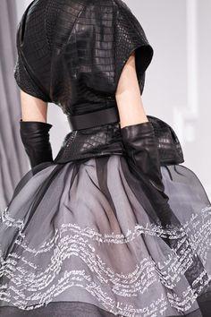 Sigh!! Dior. Paris Haute Couture - Spring 2012