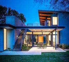Barton Hills Residence by A Parallel Architecture on Behance