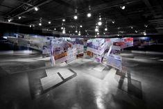 Way Beyond Art3 exhibit by Douglas Burnham & Ila Berman, San Francisco