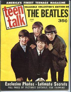 Beatles Teen Talk