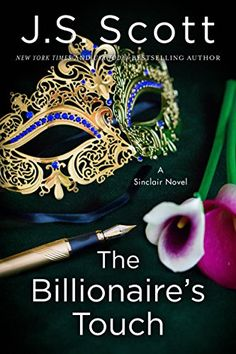 The Billionaire's Touch (The Sinclairs Book 3) by J. S. Scott http://www.amazon.com/dp/B0117SVQRE/ref=cm_sw_r_pi_dp_XpzUvb1XHJMWG