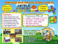Image result for daycare advertising flyers Advertising Flyers, School, Image