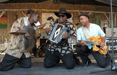 Live Zydeco music