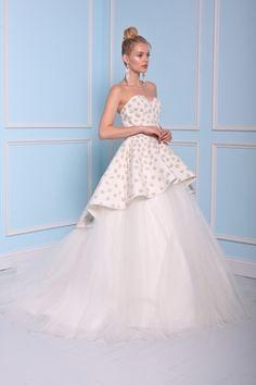 Christian Siriano Sweetheart Ball Gown in Tulle | KleinfeldBridal.com