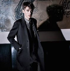 Prada-SS16-Menswear-Adv-Campaign-image_01. Matthew Beard