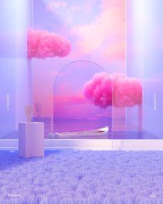 Sky Aesthetic, Purple Aesthetic, Aesthetic Rooms, Aesthetic Photo, Aesthetic Pictures, Ästhetisches Design, Art Et Design, Aesthetic Backgrounds, Aesthetic Wallpapers