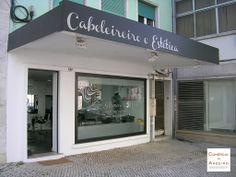 Glamour Cabeleireiro , situado na Avenida Paris. #glamourcabeleireiro #avenidaparis #comerciodoareeiro