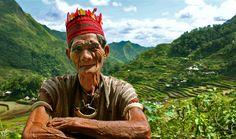 "Batad Rice Terraces - Banaue, Philippines   ""This is Ben"" by Samuel Mehenni, via 500px."