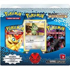 Pokemon Card Game Noble Victories Special Edition 3 Booster Packs 1 Foil Promo Card (Toy) http://www.amazon.com/dp/B006846SRQ/?tag=pindemons-20 B006846SRQ