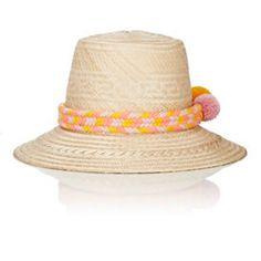 Yosuzi Sirena Hat Flat Hats 255856a6fb63