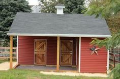 cheap small horse barn - Google Search