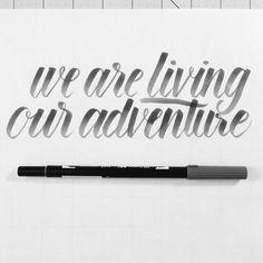 Living my adventure   Leaving for Adventure
