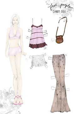 Build your own paper doll http://www.pinterest.com/suzanneyoun0476/women-only-paper-dolls-1/