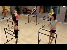 Cardio Barre Beginner Workout