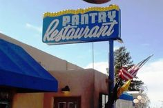 Breakfast at the Pantry - Santa Fe, NM
