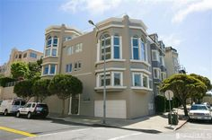 Russian Hill: Luxury Property Pick of the week! 1089 Chestnut St San Francisco, CA 94109 - San Francisco Real Estate - Homes for Sale