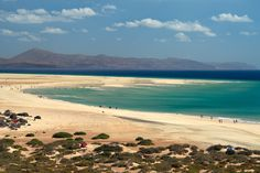 Playa de Sotavento by Pavel Baturin, via 500px