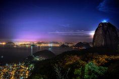 Urca - Rio de Janeiro by Valter Patrial on 500px