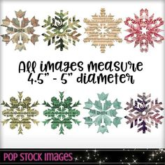 Vintage Currency Ephemera Snowflakes Graphics Wouldn't it be great if it SNOWED money? I think that might just make EVERYONE'S holiday season a li by ephemoire