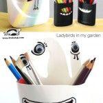 Pencil+Holder+ideas