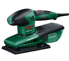 Bosch PSS 200 AC - For great finish.