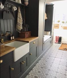 kitchen decoration – Home Decorating Ideas Kitchen and room Designs Mudroom Laundry Room, Laundry Room Design, Kitchen Design, Room Interior, Interior Design Living Room, Living Room Designs, Boot Room Utility, Utility Cupboard, Utility Room Designs