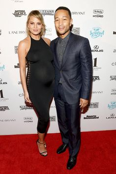 """Chrissy Teigen Says She """"Would Have Definitely Done"""" Sports Illustrated Swimsuit While Pregnant from InStyle.com"""