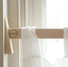 Considered Curtain Rod by Dixon Branded (Made in USA)