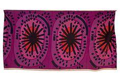Vintage Marimekko Fabric, 1.4 Yds.