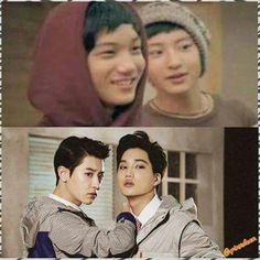 Chanyeol & Jongin