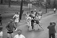 Kathrine Switzer, la heroína de las atletas | ENTRE EL CAOS Y EL ORDEN MAGAZINE