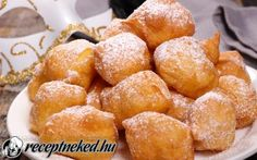 Pretzel Bites, Cake Recipes, Food And Drink, Bread, Snacks, Cookies, Health, Hungarian Cuisine, Crack Crackers