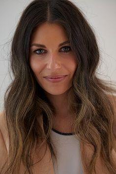 Camilla Freeman-Topper's amazing hair