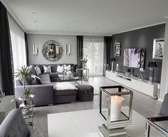 30 Formal Living Room Design Ideas (Pictures) You Wont Miss Minimalist Living Room Design Formal Ideas Living pictures Room Wont Living Room Colour Design, Living Room Colors, Living Room Grey, Formal Living Rooms, Home Living Room, Apartment Living, Living Room Designs, Living Room Decor Cozy, Living Room Interior