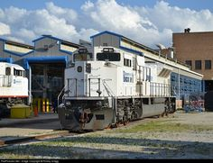 RailPictures.Net Photo: EMDX 91 Electro Motive Division (EMD) EMD SD90MAC-H at McCook, Illinois by Robby Gragg