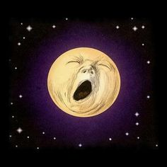 Goodnight moon....
