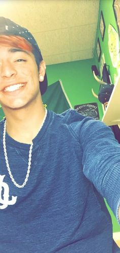 That smile though  Vince Espinoza (ThatBoyVince)
