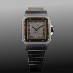 Cartier Santos en vente sur lacparis.com #swisswatches #cartiersantos #auctioneerlacparis.com