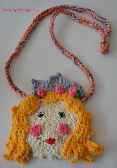 Prinssessentasje #crochet