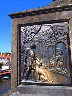 Prague, Painting, Art, Art Background, Painting Art, Kunst, Paintings, Performing Arts, Painted Canvas