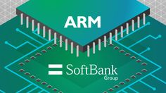 Japan's SoftBank agrees to acquire British semiconductor firm ARM for €29 billion - Tech.eu