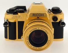 Ricoh XR-P Gold